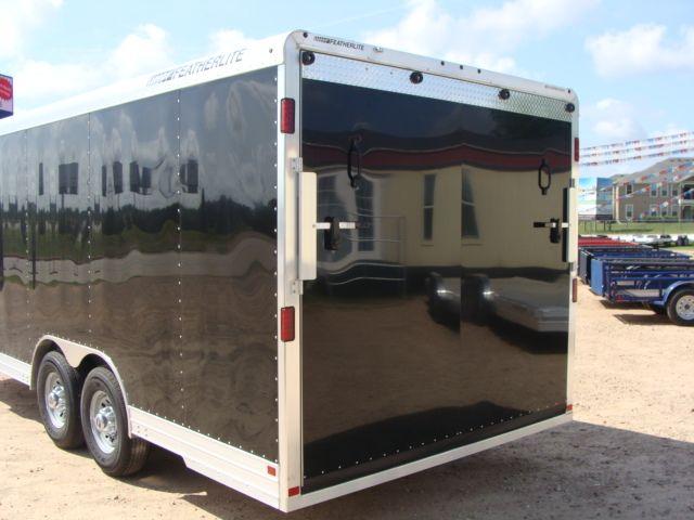 2018 Featherlite 4926 - 20' Enclosed Car/ Utility Trailer CONROE, TX 10