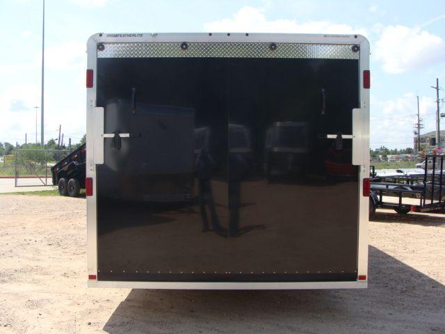 2018 Featherlite 4926 - 20' Enclosed Car/ Utility Trailer CONROE, TX 12
