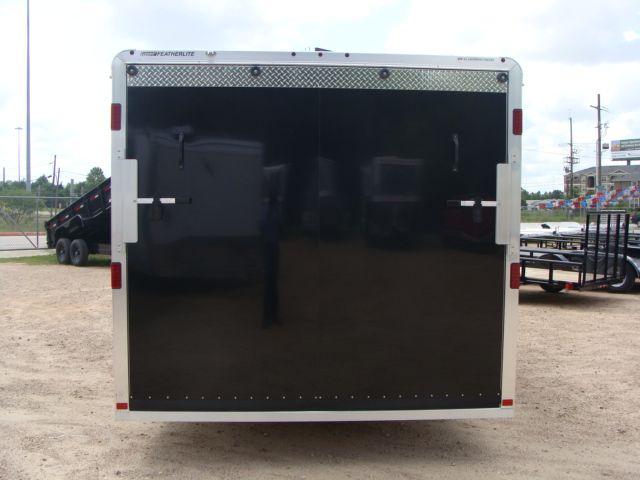2018 Featherlite 4926 - 20' Enclosed Car/ Utility Trailer CONROE, TX 22