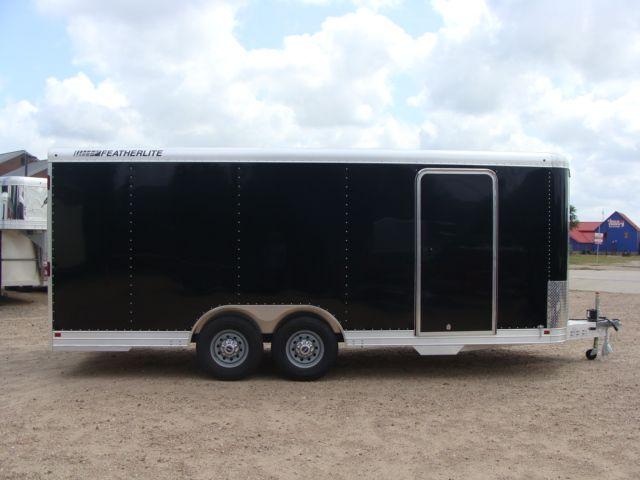 2018 Featherlite 4926 - 20' Enclosed Car/ Utility Trailer CONROE, TX 32
