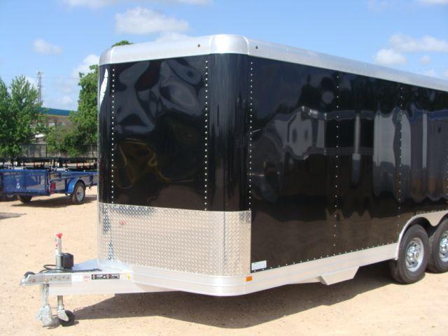 2018 Featherlite 4926 - 20' Enclosed Car/ Utility Trailer CONROE, TX 5