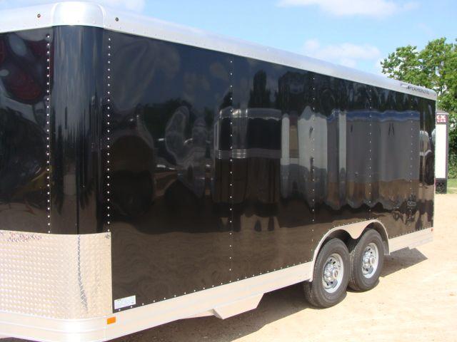 2018 Featherlite 4926 - 20' Enclosed Car/ Utility Trailer CONROE, TX 6