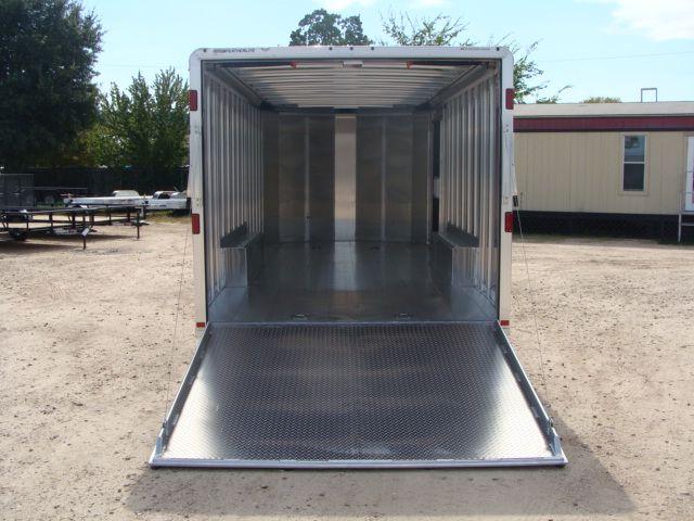 2018 Featherlite 4926 - 20' Enclosed Car/ Utility Trailer CONROE, TX 23
