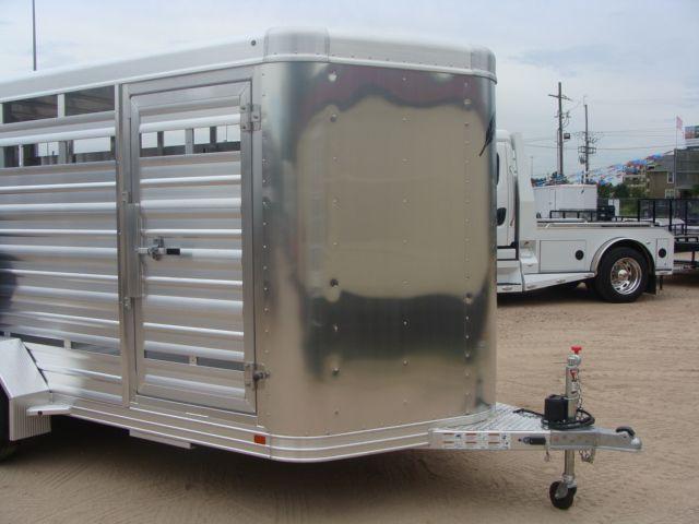 2018 Featherlite 8107 - 16 16' BP Livestock CONROE, TX 2