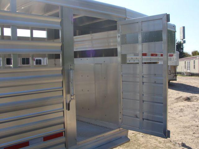2018 Featherlite 8117 - 20 20' Livestock/ Cattle CONROE, TX 26