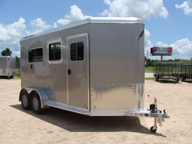 2018 Featherlite 9407 - 2H STRAIGHT 2H STRAIGHT LOAD CONROE, TX 38