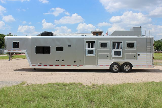 2018 Featherlite 9821 Liberty LQ 4 Horse Legend Package CONROE, TX 22
