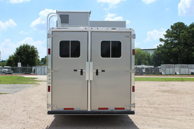2018 Featherlite 9821 Liberty LQ 4 Horse Legend Package CONROE, TX 12