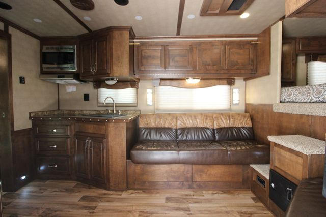 2018 Featherlite 9821 Liberty LQ 4 Horse Legend Package CONROE, TX 29
