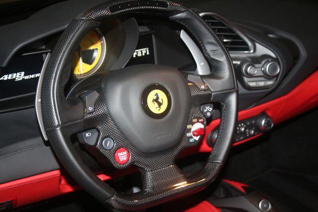 2018 Ferrari 488 Spider Houston, Texas 51