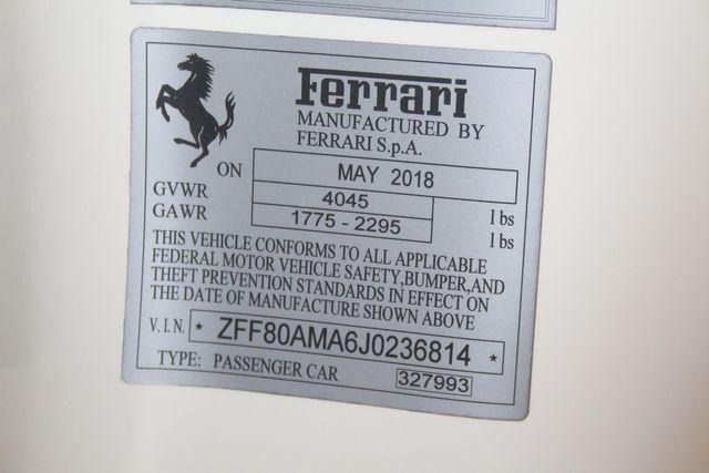 2018 Ferrari 488 Spider Houston, Texas 85