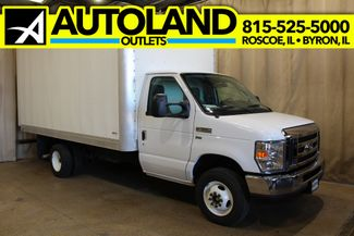 2018 Ford E-Series Cutaway box truck in Roscoe, IL 61073
