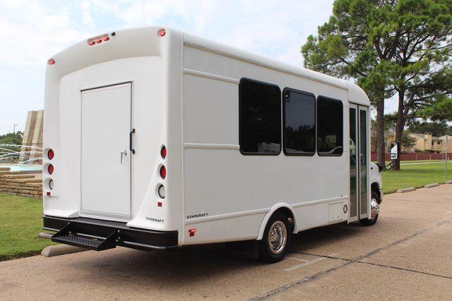 2018 Ford E350 15 Passenger Starcraft Shuttle Bus W/ Luggage, Storage Area Irving, Texas 10