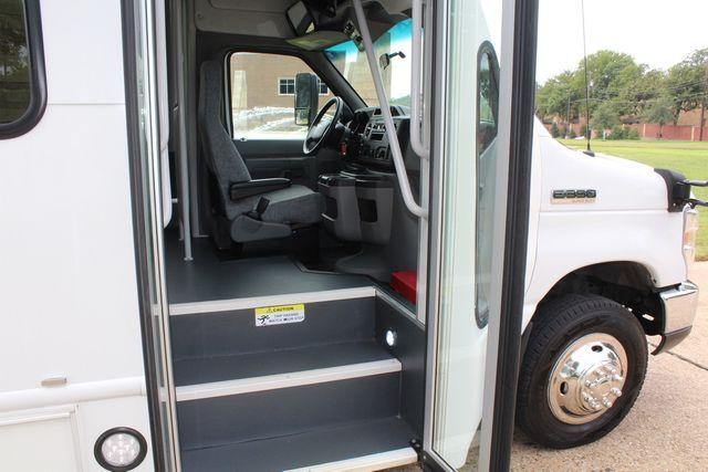 2018 Ford E350 15 Passenger Starcraft Shuttle Bus W/ Luggage, Storage Area Irving, Texas 13