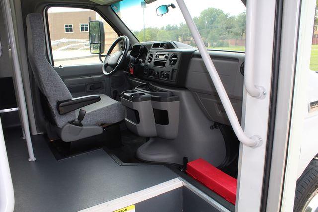 2018 Ford E350 15 Passenger Starcraft Shuttle Bus W/ Luggage, Storage Area Irving, Texas 14