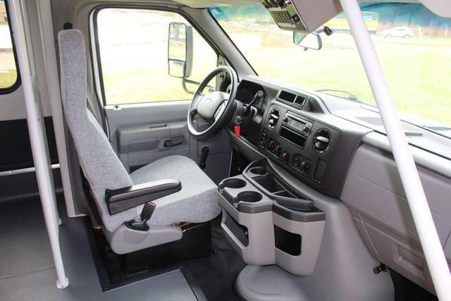 2018 Ford E350 15 Passenger Starcraft Shuttle Bus W/ Luggage, Storage Area Irving, Texas 17