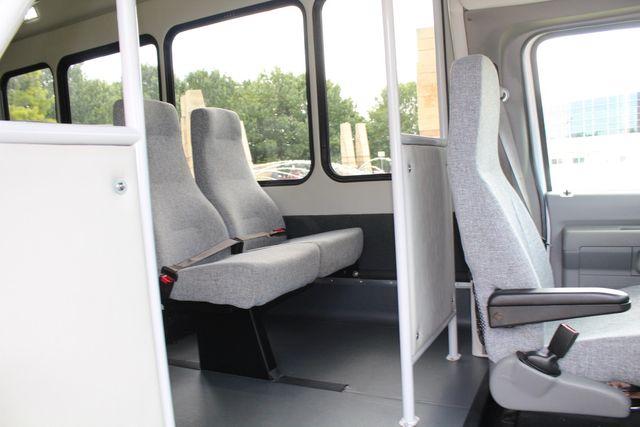 2018 Ford E350 15 Passenger Starcraft Shuttle Bus W/ Luggage, Storage Area Irving, Texas 19
