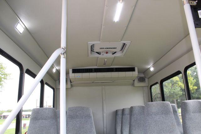 2018 Ford E350 15 Passenger Starcraft Shuttle Bus W/ Luggage, Storage Area Irving, Texas 23
