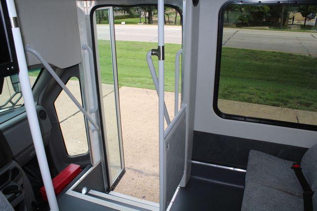 2018 Ford E350 15 Passenger Starcraft Shuttle Bus W/ Luggage, Storage Area Irving, Texas 35