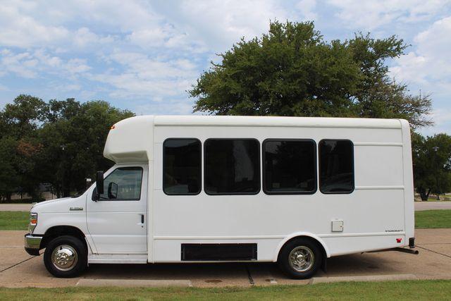 2018 Ford E350 15 Passenger Starcraft Shuttle Bus W/ Luggage, Storage Area Irving, Texas 5