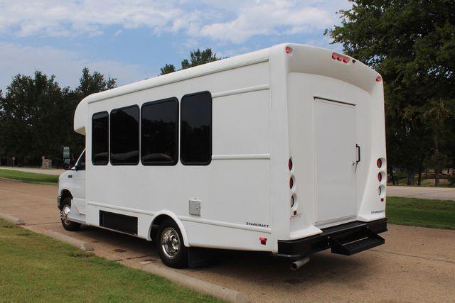 2018 Ford E350 15 Passenger Starcraft Shuttle Bus W/ Luggage, Storage Area Irving, Texas 6