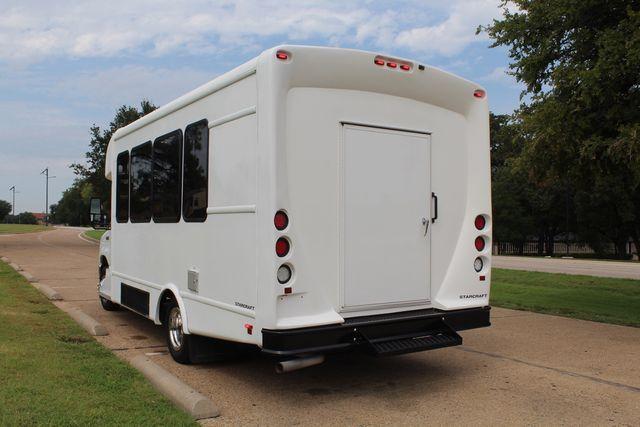 2018 Ford E350 15 Passenger Starcraft Shuttle Bus W/ Luggage, Storage Area Irving, Texas 7