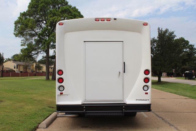 2018 Ford E350 15 Passenger Starcraft Shuttle Bus W/ Luggage, Storage Area Irving, Texas 8