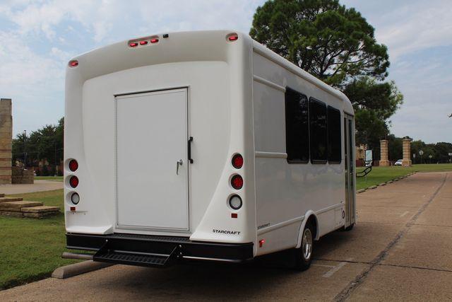 2018 Ford E350 15 Passenger Starcraft Shuttle Bus W/ Luggage, Storage Area Irving, Texas 9
