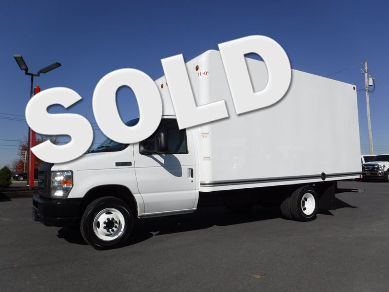 2018 Ford E350 15' Box Truck with Ramp in Ephrata PA
