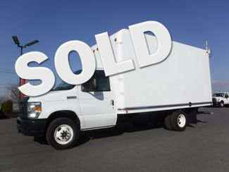 2018 Ford E350 15FT Box Truck with Ramp in Lancaster, PA PA