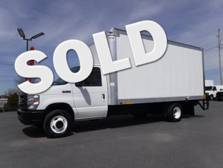 2018 Ford E350 16' Box Truck with Lift Gate in Lancaster, PA PA