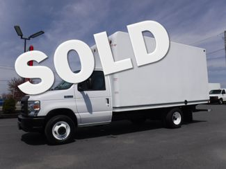 2018 Ford E350 15' Box Truck with Ramp in Lancaster, PA PA