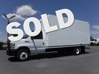 2018 Ford E350 16' Box Truck with Ramp in Lancaster, PA PA