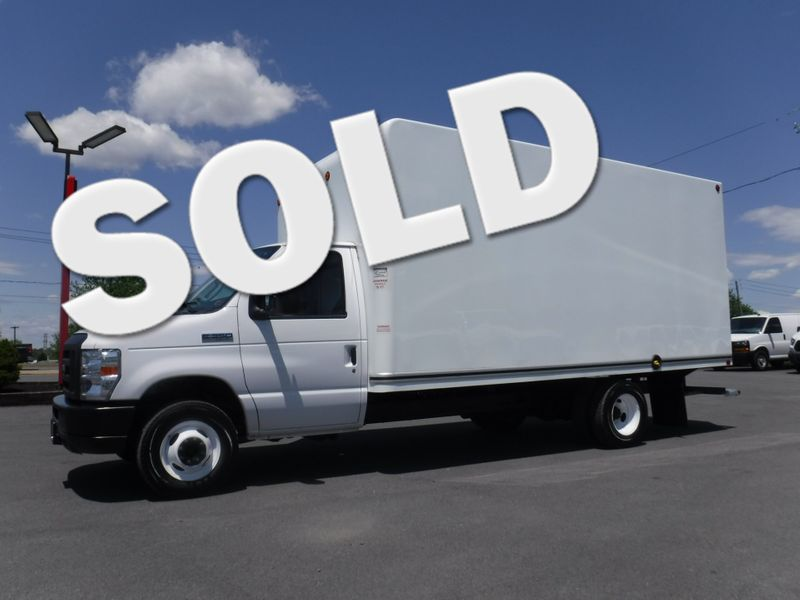 2018 Ford E350 16' Box Truck with Ramp in Ephrata PA