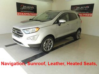 2018 Ford EcoSport Titanium in Addison TX, 75001