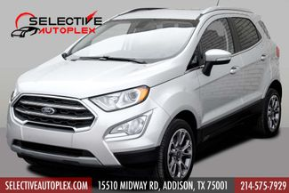 2018 Ford EcoSport Titanium Navigation, Back Up Camera, Heated Seats, in Addison, TX 75001