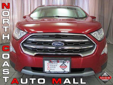 2018 Ford EcoSport Titanium in Akron, OH