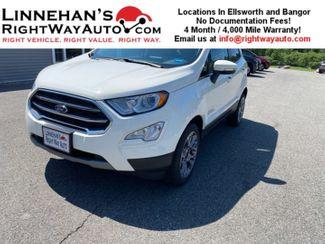 2018 Ford EcoSport Titanium in Bangor, ME 04401