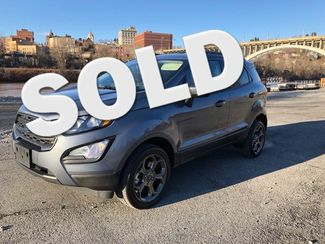 2018 Ford EcoSport SES Fairmont, West Virginia