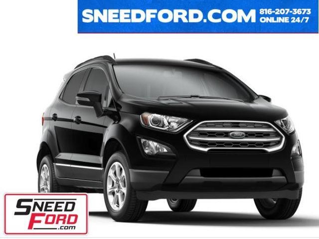 2018 Ford EcoSport SE 4X4