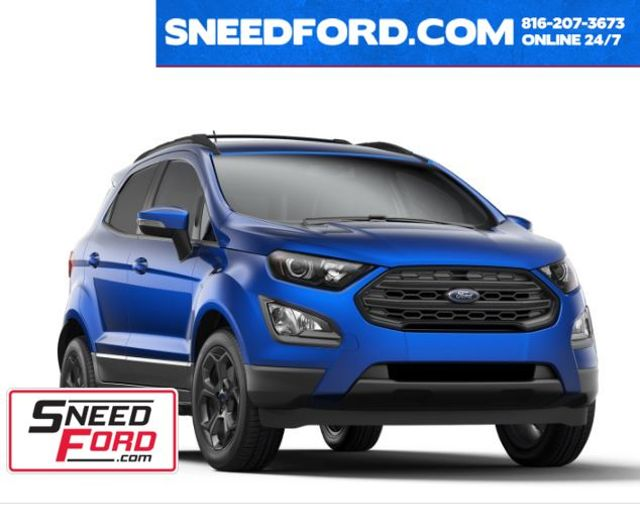 2018 Ford EcoSport SES 4X4