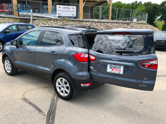2018 Ford EcoSport SE 4X4 in Gower Missouri, 64454