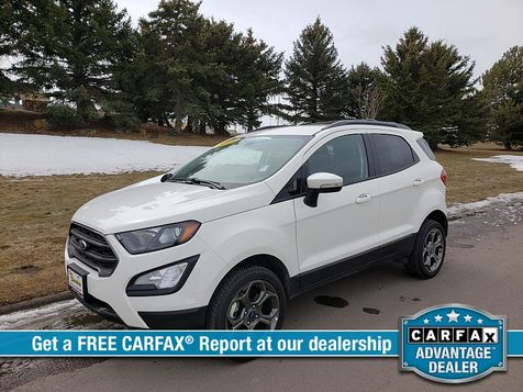 2018 Ford EcoSport SES in Great Falls, MT