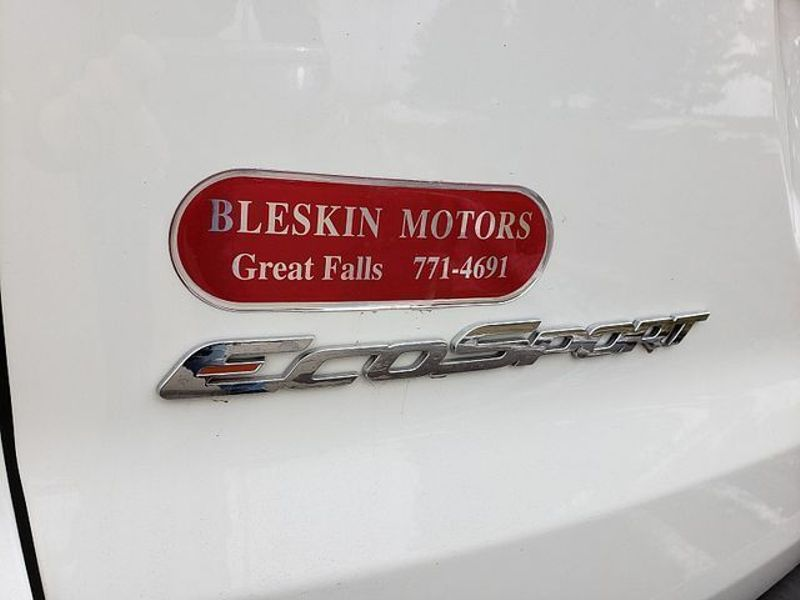 2018 Ford EcoSport SES  city MT  Bleskin Motor Company   in Great Falls, MT