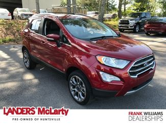 2018 Ford EcoSport Titanium | Huntsville, Alabama | Landers Mclarty DCJ & Subaru in  Alabama