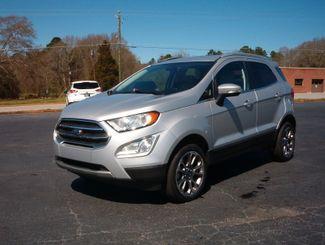 2018 Ford EcoSport Titanium in Madison, Georgia 30650