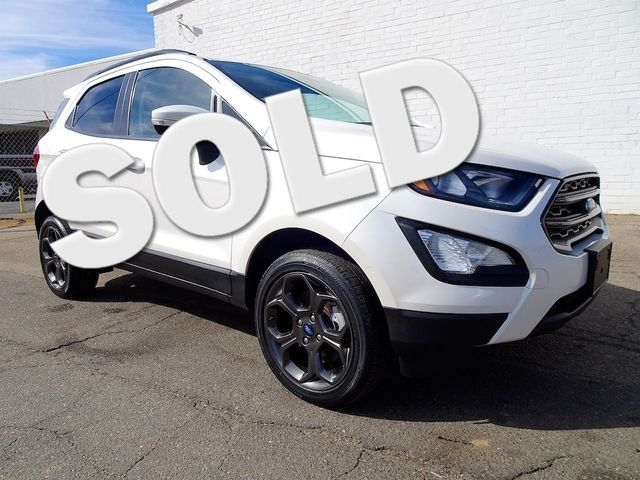 2018 Ford EcoSport SES Madison, NC 0
