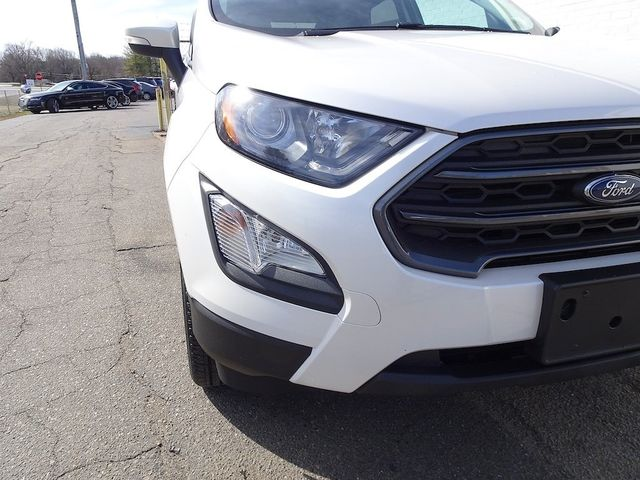 2018 Ford EcoSport SES Madison, NC 8