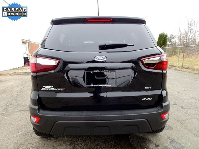 2018 Ford EcoSport SES Madison, NC 3
