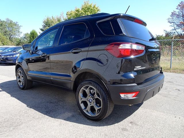 2018 Ford EcoSport SES Madison, NC 4